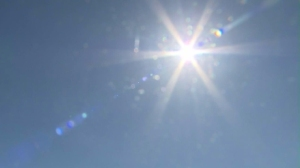 Forecasters warned that triple-digit heat could hit parts of Southern California starting Aug. 15, 2015. (Credit: KTLA)