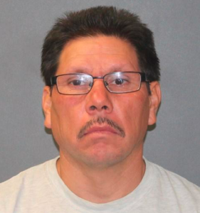 Melcher Carrilloalvarado is pictured in a booking photo released by the Brea Police Department on Aug. 18, 2015. He is accused of placing a hidden camera in a Brea Starbucks bathroom.