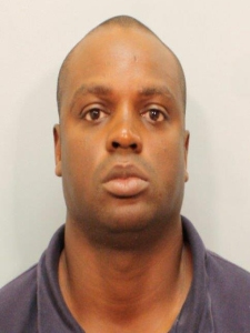 Shannon J. Miles is seen in a booking photo. (Credit: Harris County Sheriff)