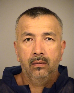 Silverio Ambriz is seen in booking photo released by the Ventura County Sheriff's Office on Sept. 2, 2015.