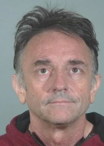 A booking photo of Michael Angelo Purcell Sr. was released by the Torrance Police Department.