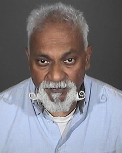 Richard Daniels is seen in a booking photo released by the El Monte Police Department on Sept. 2, 2015.