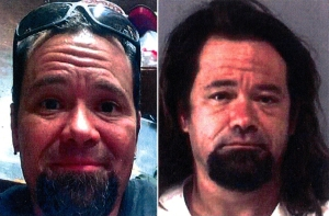 Jason Ernest Johnson is shown in photos provided by the Riverside County Sheriff's Department on Sept. 16, 2015.