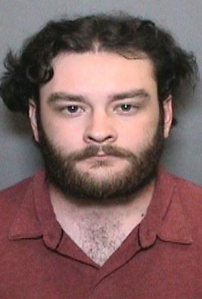 Nicholas Daniel Otte, 21, is seen in a booking photo. (Credit: Orange County Sheriff's Department)