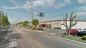 The 10000 block of 6th Street in Rancho Cucamonga is seen in this image from Google Maps.