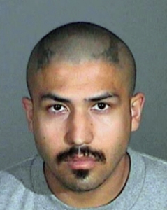 Jehosua Ruvalcaba, 27, is seen in an image provided by the Downey Police Department.