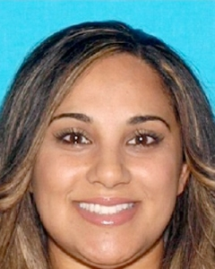 Sally Mityas is seen in a DMV photo provided by the Ontario Police Department.