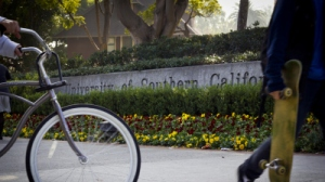The University of Southern California campus is seen in a file photo. (Credit: Neon Tommy/flickr via Creative Commons)