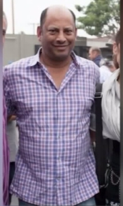 Sris Sinnathamby is seen in a photograph provided by venicepaparazzi.com.