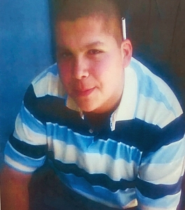 Jose Andres Escobar, who was fatally shot on Jan. 10, is seen in an image provided by the Los Angeles Police Department during a news conference on Sept. 8, 2015.