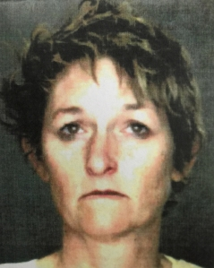 A booking photo of Amy Schaefer was released by Upland police on Oct. 13, 2015.