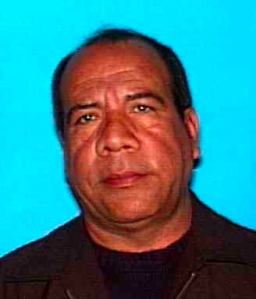 Hugo Cisneros is seen in an image provided by the Fontana Police Department.