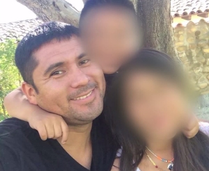Eduardo Rebolledo is shown in a photo from his Facebook page.