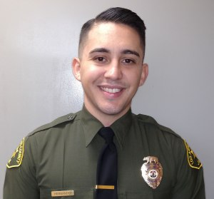 Jesse Hernandez is shown in a photo provided by the Los Angeles County Sheriff's Department.