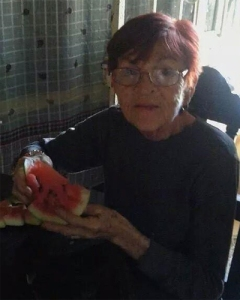 Maria Lazarraga is seen in a photo provided by her family.