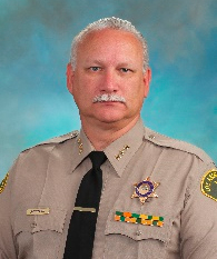 Assistant Sheriff Michael J. Rothans is seen in an image from the Los Angeles County Sheriff's Department website.