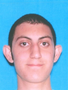 Richard Pananian is shown in a photo from a driver's license issued in 2013. (Credit: DMV)