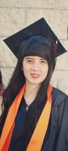 Lucero Alcaraz, a 2015 graduate of Roseburg High School, was one of 87 students that qualified to become Umpqua Community College Scholar, according to a release from the college. She is shown in a Facebook photo provided by CNN.