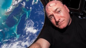 Friday marked Scott Kelly's 383rd day living in space during four missions, according to NASA. (Credit: NASA)