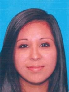 Dawn Frances McEveety is shown in a DMV photo.