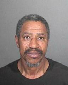 Earl Duane Williams is seen in a booking photo released by the Los Angeles County District Attorney's Office.