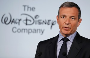 The Walt Disney Company Chairman and CEO Robert Iger delivers remarks during an event on June 5, 2012 in Washington, DC. (Credit:  Chip Somodevilla/Getty Images)