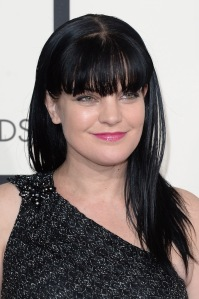 Actress Pauley Perrette attends the 56th Grammy Awards at Staples Center on Sunday, Jan. 26, 2014, in Los Angeles. (Credit: Jason Merritt/Getty Images)