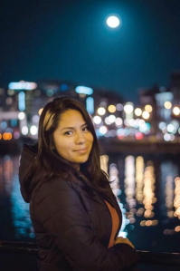 Nohemi Gonzalez is seen in a photo posted to Facebook by Strate - Ecole de Design. The Cal State Long Beach student was killed during a series of deadly attacks in Paris on Nov. 13, 2015.
