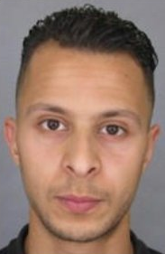 French National Police shared this photo of Abdeslam Salah on Twitter after issuing an international arrest warrant for the Belgian-born man on Nov. 15, 2015.