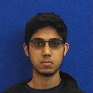 Faisal Mohammad is shown in a photo released by UC Merced on Nov. 5, 2015.