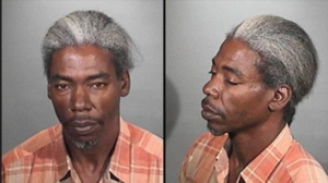 Clarence Duwell Dear is seen in booking photos released by the Pomona Police Department on Dec. 25, 2015.