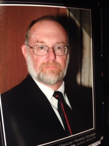 Damian Meins is seen in an a photo provided to KTLA after his death.