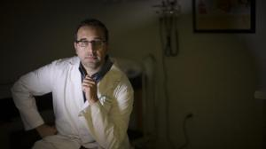 Muslim neurologist Faisal Qazi, based in Pomona, launched a nationwide campaign to raise money for the families of the victims in the San Bernardino shooting rampage. (Credit: Gina Ferazzi / Los Angeles Times)