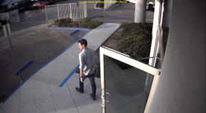 A surveillance image provided by his parents shows Eric Kohler leaving work on Nov. 24, 2015, when he was last seen.