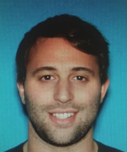 Jack Perry is shown in a photo provided by LAPD on Dec. 28, 2015.