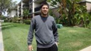 A family member confirmed that Syed Rizwan Farook, 28, is seen in this photo obtained by KTLA.