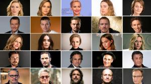 The 20 actors nominated for 2016 Academy Awards are shown. (Credit: Los Angeles Times)