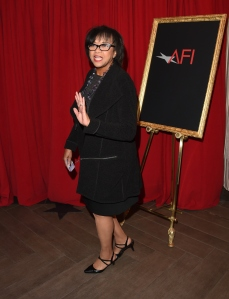 Academy of Motion Picture Arts and Sciences President Cheryl Boone Isaacs attends the 16th Annual AFI Awards at Four Seasons Hotel Los Angeles at Beverly Hills on Jan. 8, 2016. (Credit: Jason Merritt/Getty Images)