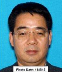 Deyun Shi, 44, is seen in a photograph released by the Los Angeles County Sheriff's Department on Jan. 22, 2016.