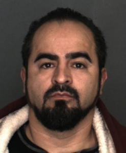 Cesar Rosales, 40, is seen in a photo provided by the Fontana Police Department.