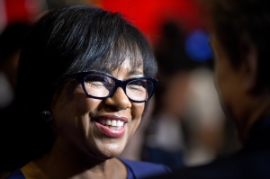 President of the Academy of Motion Picture Arts and Sciences Cheryl Boone Isaacs attends the nominees during the 88th Oscars Nominations Announcement at the Academy of Motion Picture Arts and Sciences on January 14, 2016. (Credit: Kevin Winter/Getty Images)