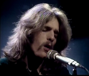 "Glenn Frey performs ""Peaceful Easy Feeling"" in a video clip provided by Don Henley's publicist."
