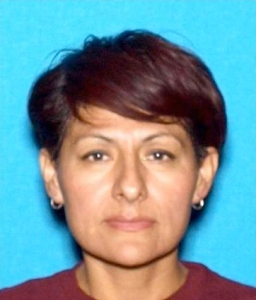 Marisela Hernandez is seen in a DMV photo provided by the Pomona Police Department.