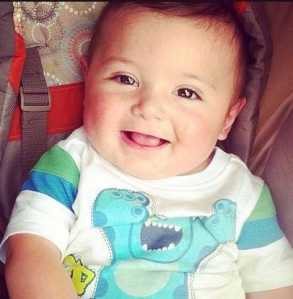 Esther Gonzalez's son, Lukas, is seen in a photo provided by Donate Life Arizona.