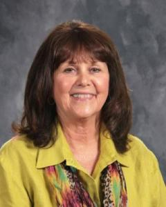 Susan Jordan is seen in a photo provided by the Metropolitan School District of Lawrence Township.