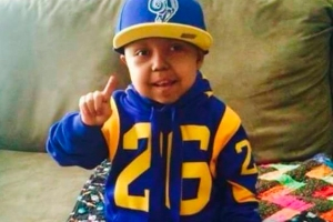 Phoenix Murillo is seen in an image posted to a GoFundMe page.