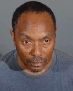 The Redondo Beach Police Department provided this booking photo of Kermit Johnson on Feb. 6, 2016.