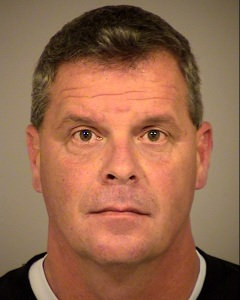 Robert Wing is seen in a booking photo. (Credit: Ventura County Sheriff's Office)
