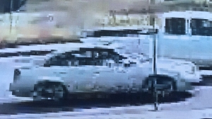 San Bernardino Police released an image of a second vehicle of interest in the crash on March 21, 2016.