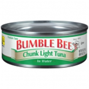 More than 31,000 cases of Bumble Bee tuna are part of a voluntary recall initiated on March 16, 2016. (Credit: Bumble Bee Foods)